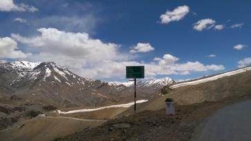 Pang - Still 34 Kms