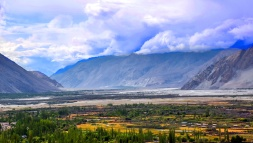 The Might Nubra Valley