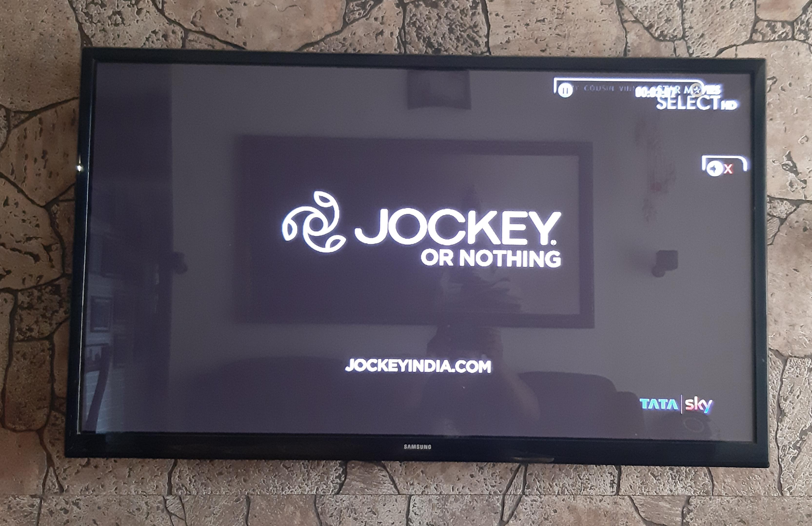 Jockey or Nothing
